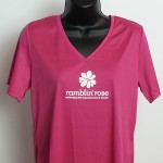 Ramblin' Rose Pink Tech Tee
