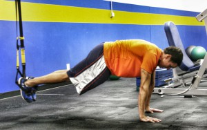 SUSTAINABILITY OF YOU – TRX Mountain Climbers