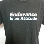 Endurance Is Attitude Tee