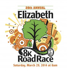 EVENT PREVIEW – The Elizabeth 8K Road Race – March 29 – Charlotte, NC