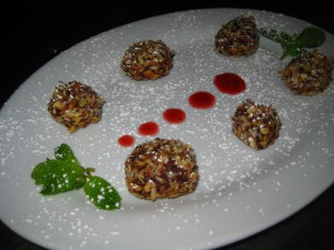 NUTRITION – Chocolate Truffles