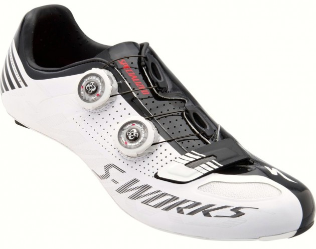 Gear Review Specialized S Works Road Shoe 360