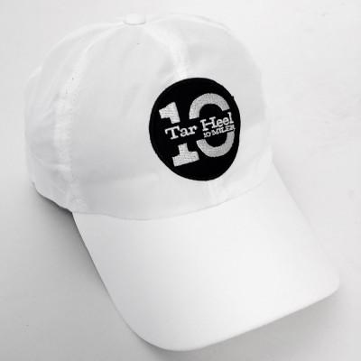 Tar Heel Performance Hat White