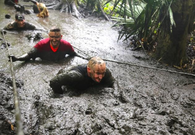 MARSOC hosts annual Mud, Sweat and Tears Run