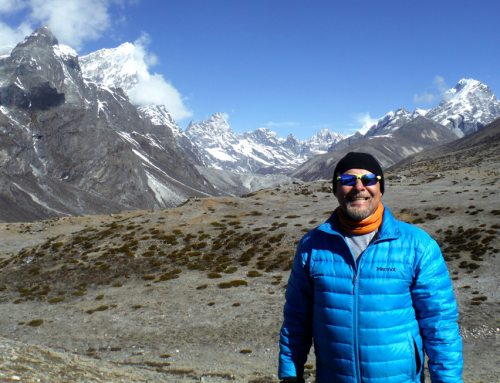 FEATURE – The Avalanche on Everest