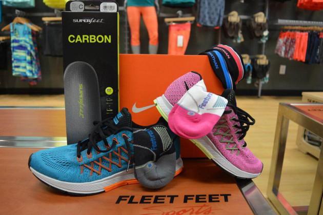 Fleet Feet Richmond Giveaway