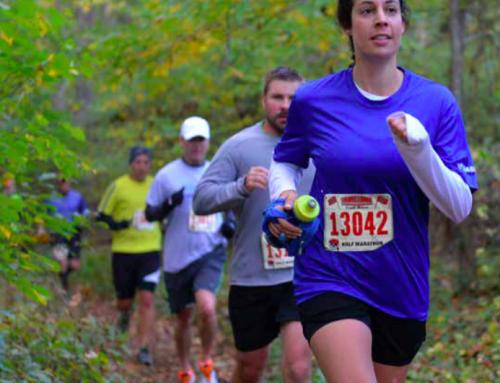 Triple Lakes Trail Race | October 24 | Greensboro, NC