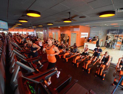 COMMUNITY – Orange Theory Fitness