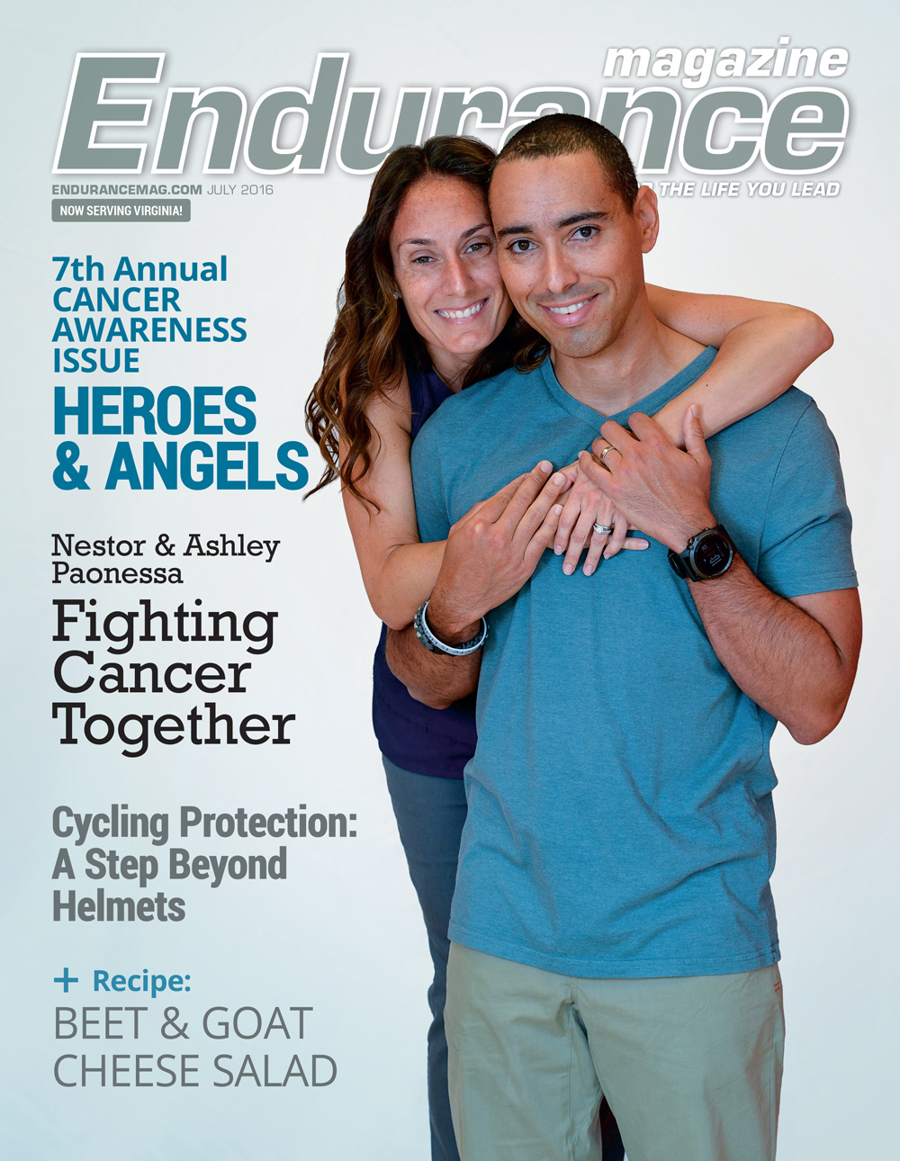 Endurance Triangle JUL 2016 Cover