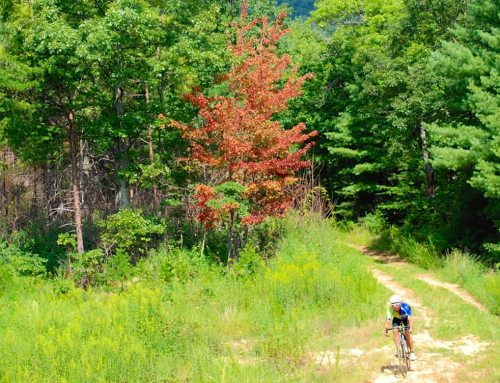 CYCLING – Finding Your Line
