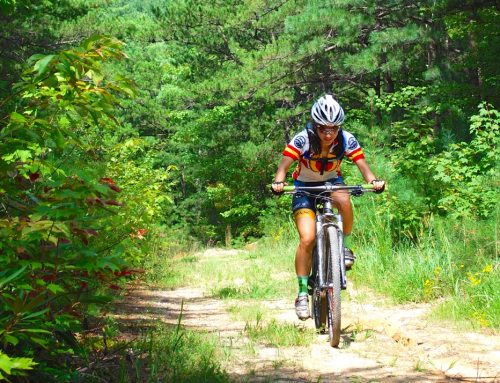 SUSTAINABILITY OF YOU – Mountain Bike Strength