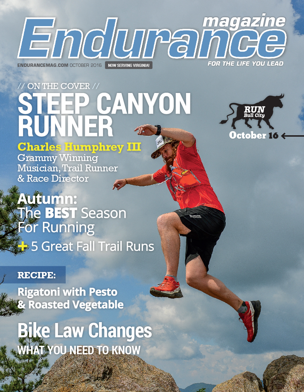 Endurance Triangle OCT 2016 Cover