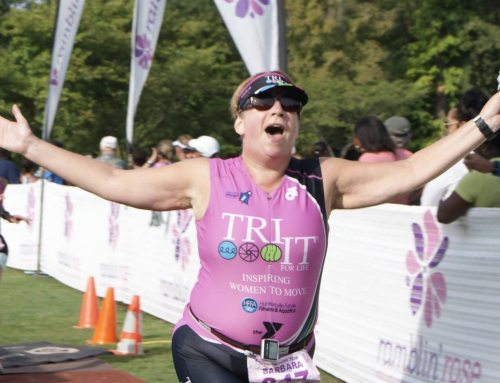 Finding Myself Again: An Interview with Tri It For Life Mentor Barbara Kovach