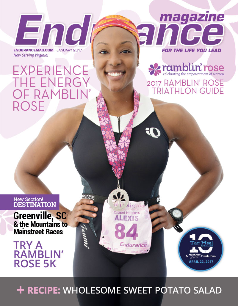 Endurance Triangle JAN 2017 Cover