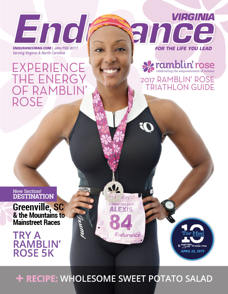 Endurance VA JAN 2017 Cover