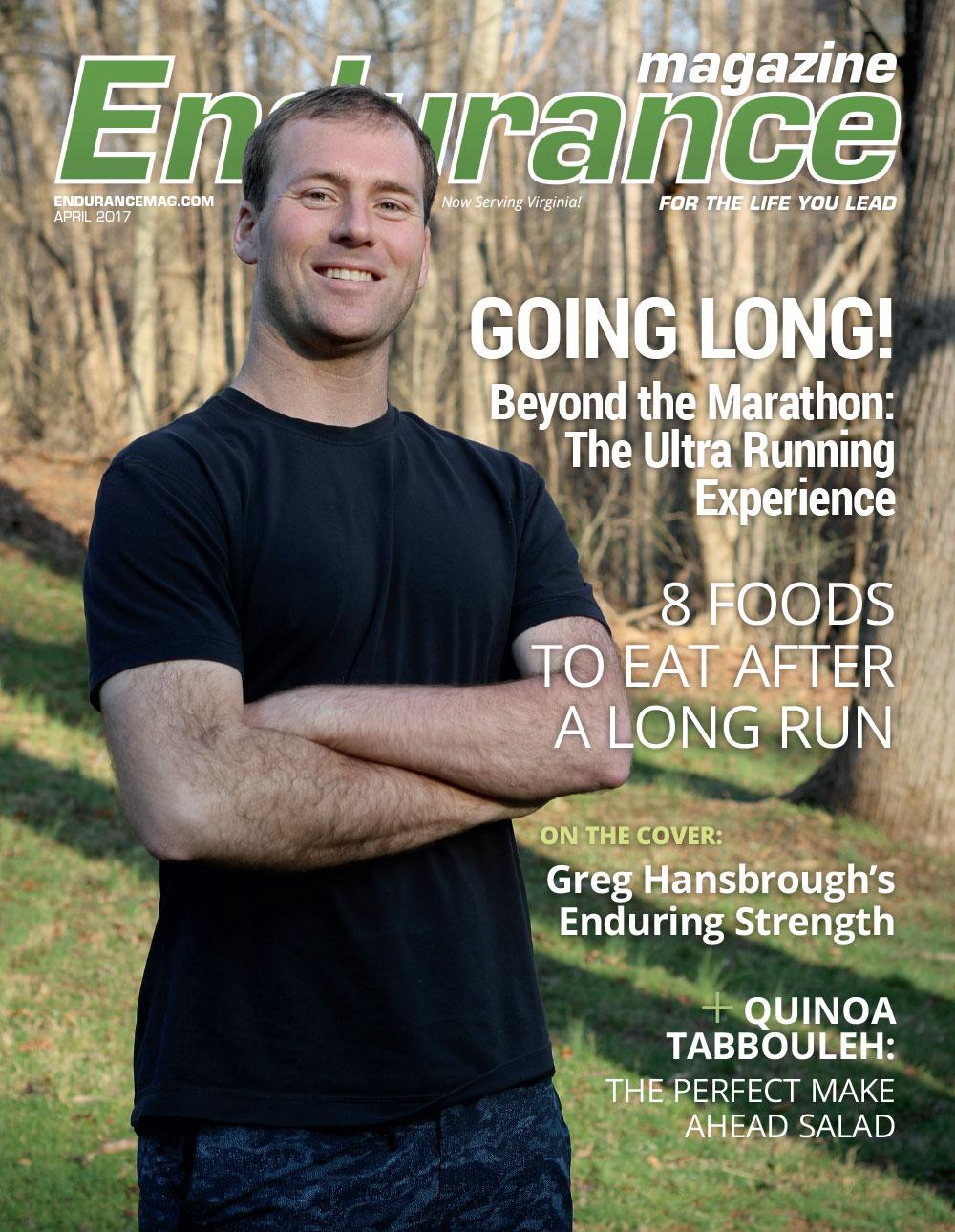 Endurance Triangle apr 2017 Cover