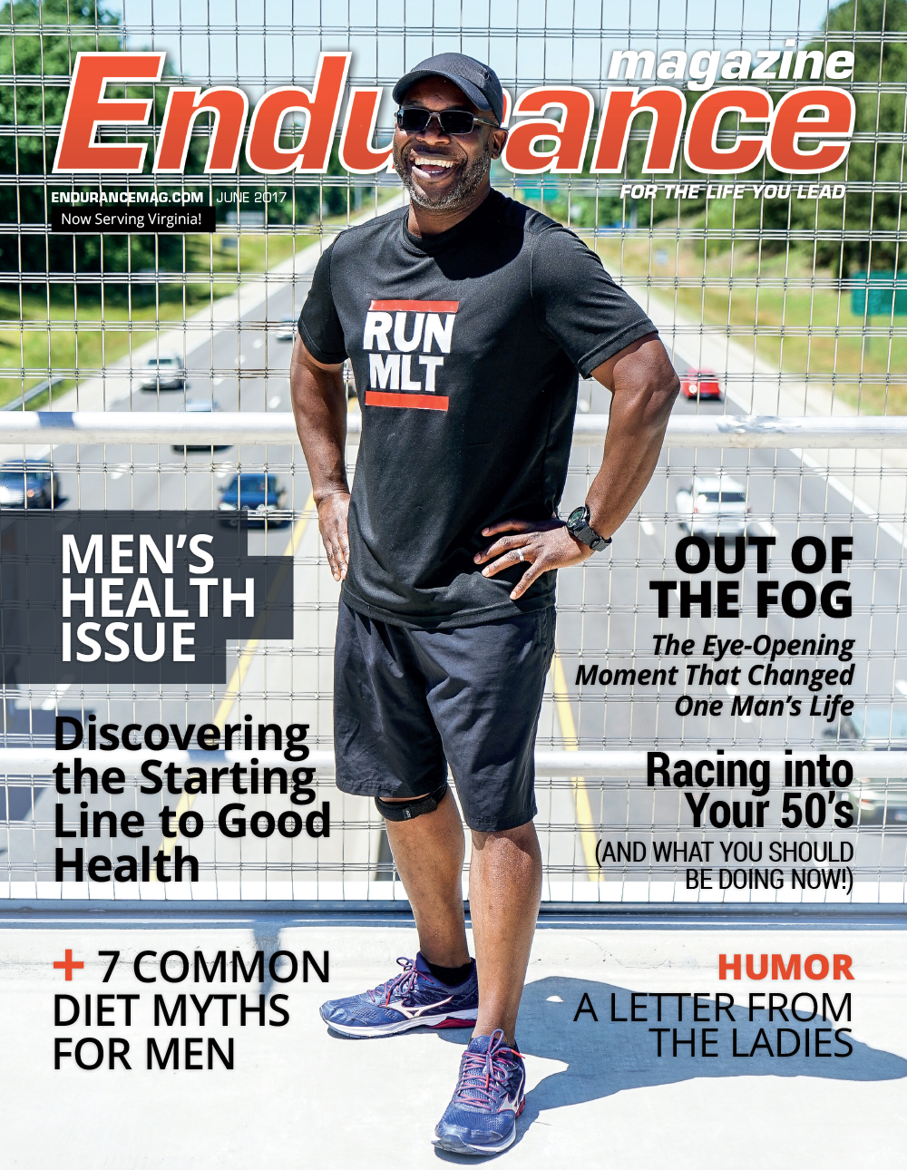 Endurance Triangle june 2017 Cover