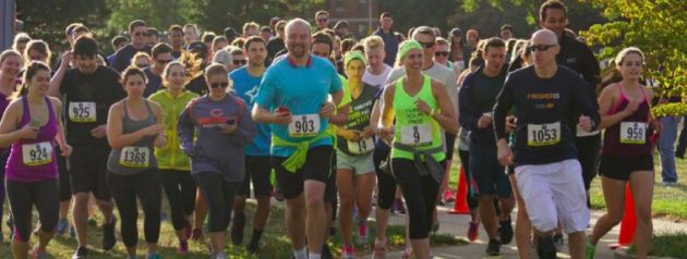 Lace Up Your Running Shoes Grab Crew And Join The Pediatric Brain Tumor Foundation On September 30 For Inaugural Starry Night Triangle 5k At