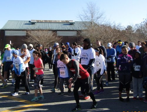 It takes a village – Saint Paul Village 5K