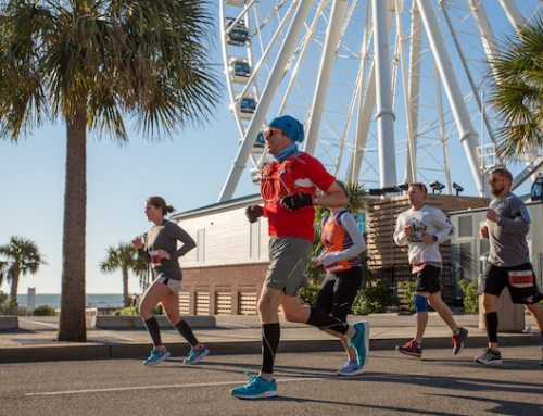 Plan Your Next Racecation at the Flat & Fast Myrtle Beach Marathon!