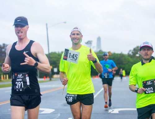 Registration is open for the Flying Pirate Half Marathon!