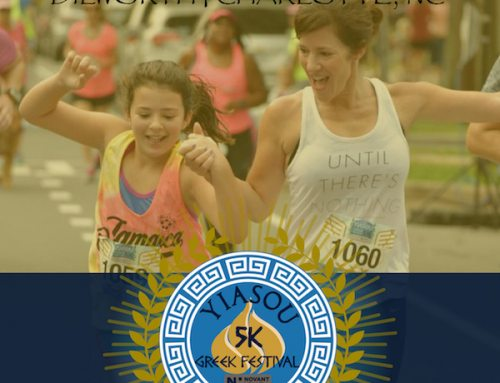 Yiasou Greek Festival 5K presented by Novant Health