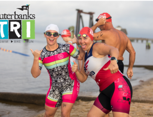Registration Is Open For The Outer Banks Triathlon!!