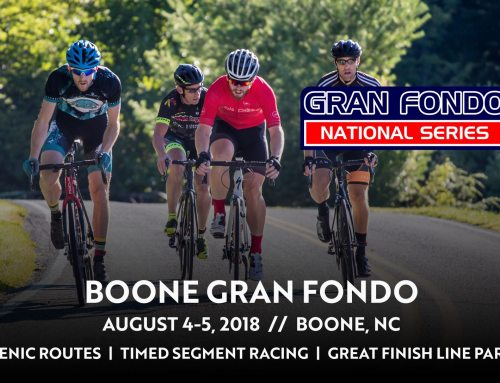 Escape the August Heat at Boone Gran Fondo