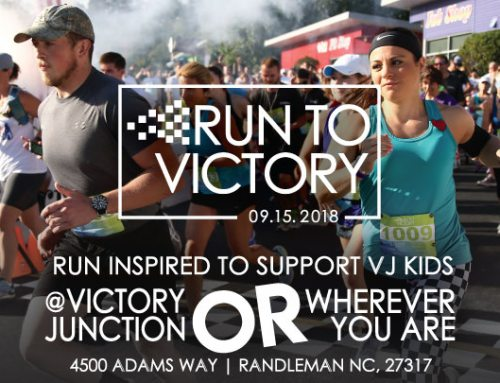 Run Inspired to Support Victory Junction Kids