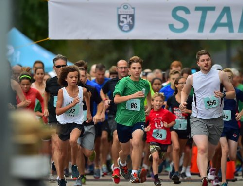 Run a course unlike any other at the O2 Fitness 5K at the SAS Championship