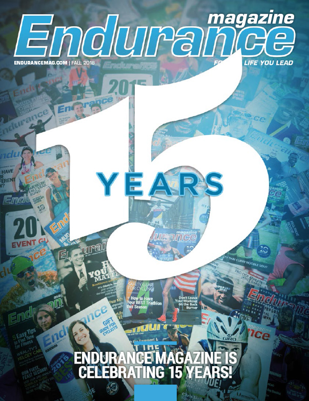 15 years of Endurance Magazine