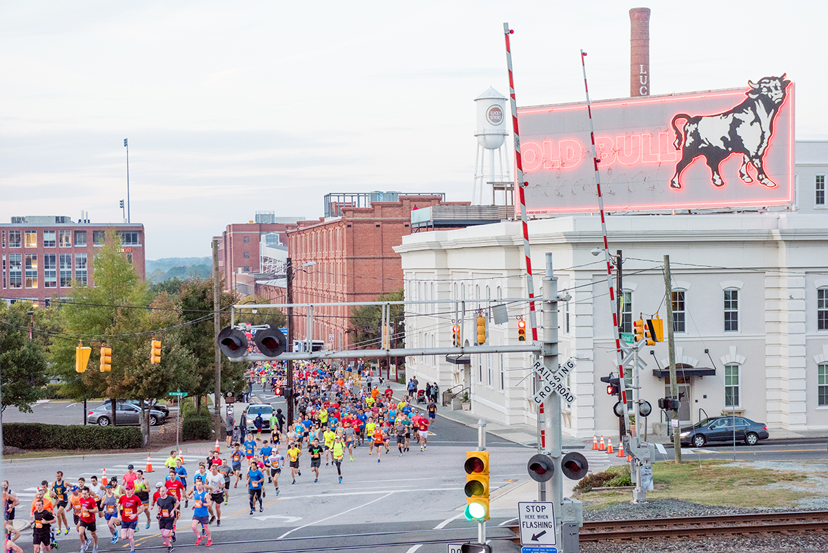 Bull City Race Fest by Sarah Coppola