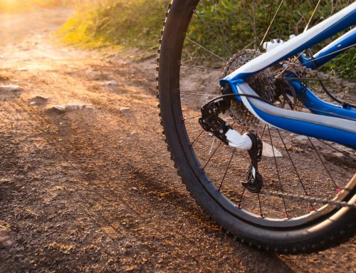 THE LEGAL SPIN  For Beginners Only: Mountain Bike Safety Tips