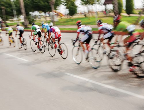 THE LEGAL SPIN:  How to Ride in a Paceline