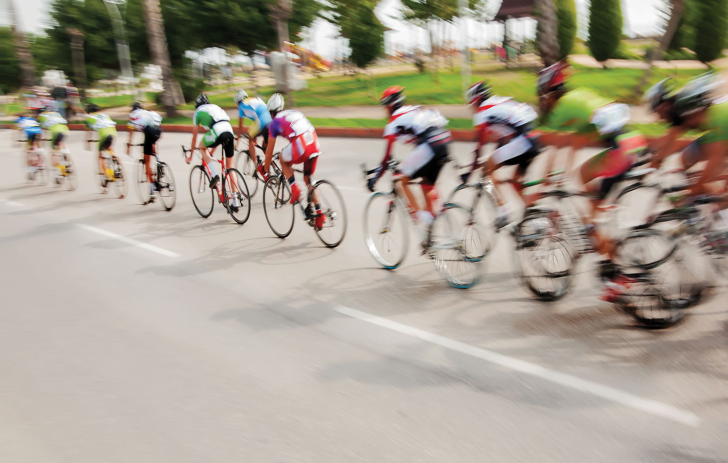 THE LEGAL SPIN HOW TO RIDE IN A PACELINE