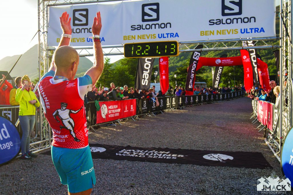 Ben Nevis Ultra Donnie Campbell Finish