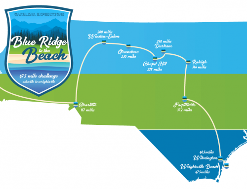 The Blue Ridge to The Beach Challenge