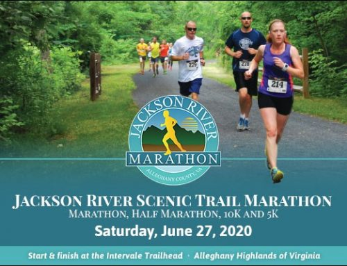 SUMMER RUN! Jackson River Scenic Marathon