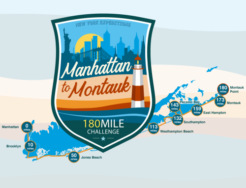Manhattan to Montauk Challenge