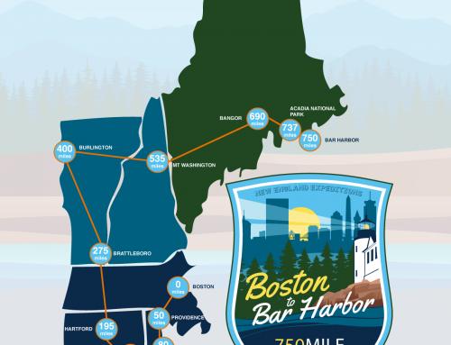 Boston to Bar Harbor Challenge